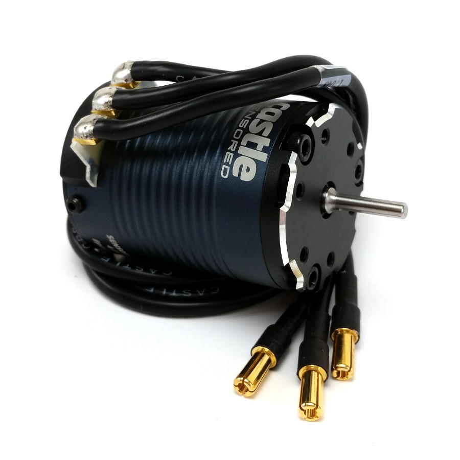 Castle Creations Sensored 1406 Brushless Motor - Slate