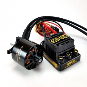 Sensorless Brushless Motor Combo