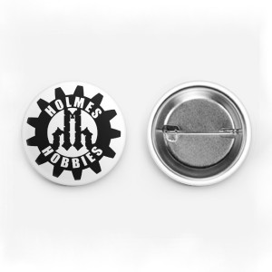 "1.5"" Sprocket Button"