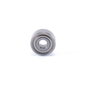 """1/8 x 3/8 x 5/32"""" Japanese Metal Shielded Bearing"""