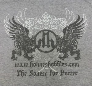 Holmes Hobbies MMA Style T Shirt