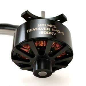 Revolver Snubnose 540 V2 Sensorless Rock Crawler motor