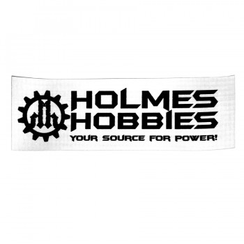 Holmes Hobbies Scale Banner