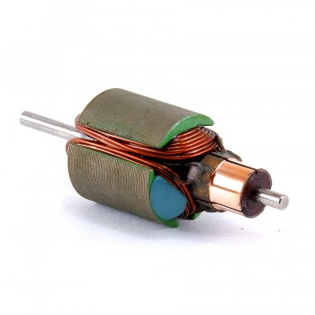 TorqueMaster Pro Hand-Wound Armature