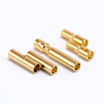 4mm Bullet Connectors 3 Pack