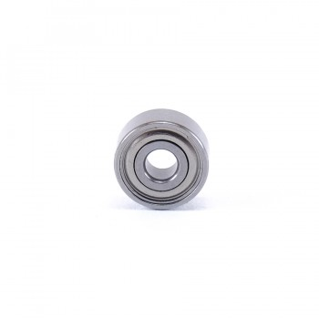 "1/8 x 3/8 x 5/32"" Japanese Metal Shielded Bearing"