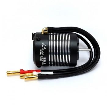 Puller Pro V2 Rock Crawler Motor - Stubby - 1800kv